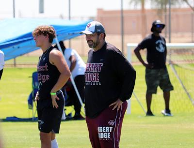 Desert Ridge football