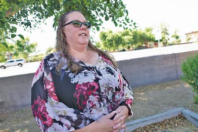 Tracy Rios of Apache Junction rape-kit clearance