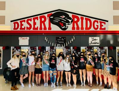 Desert Ridge volleyball