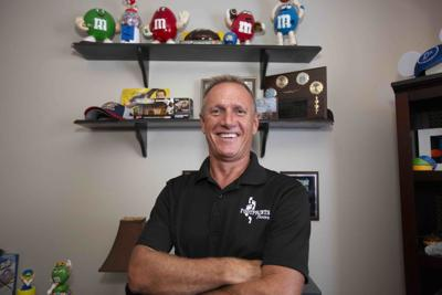 Mesa resident Steve Smith