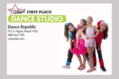 Dance Republic 125 S. Higley Road, #103
