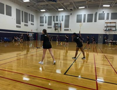 Mesquite badminton