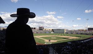 Giants Diamondbacks Spring Training Baseball
