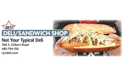 Not Your Typical Deli