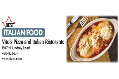 Vito's Pizza and Italian Ristorante