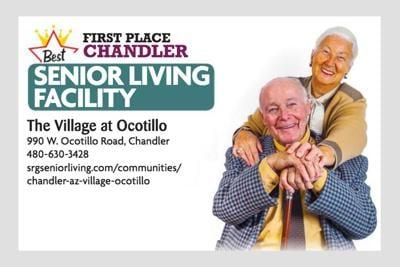 The Village at Ocotillo  990 W. Ocotillo Road, Chandler