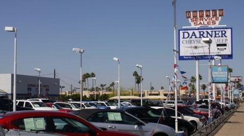 Darner Dealership On Chrysler Closure List News - Chrysler dealership