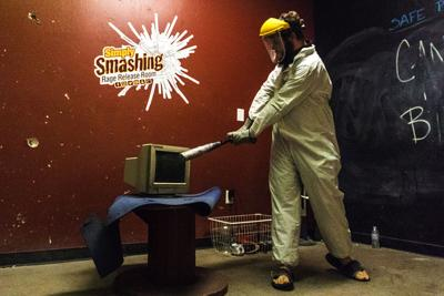 Simply Smashing Rage Release Room in Tempe