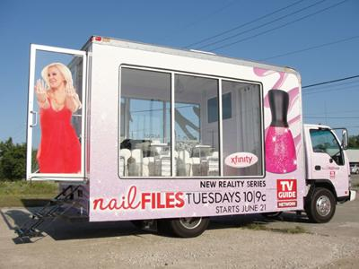 Nail Files Salon Tour
