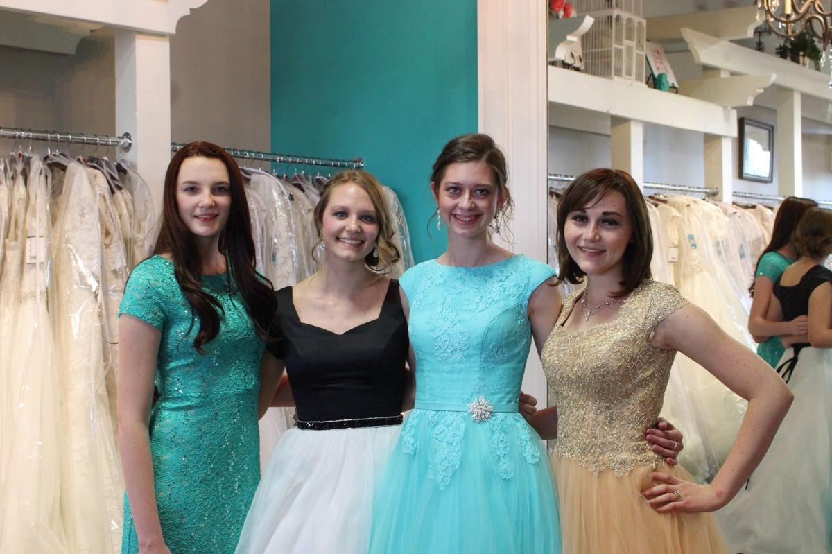 Girls follow modesty, faith to push against revealing prom dresses ...
