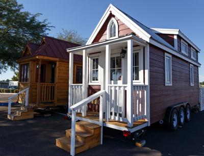 Tiny Homes Pack Amenities Into Small Lower Cost Option Arizona