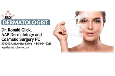 Dr. Ronald Glick, AAP Dermatology and Cosmetic Surgery PC