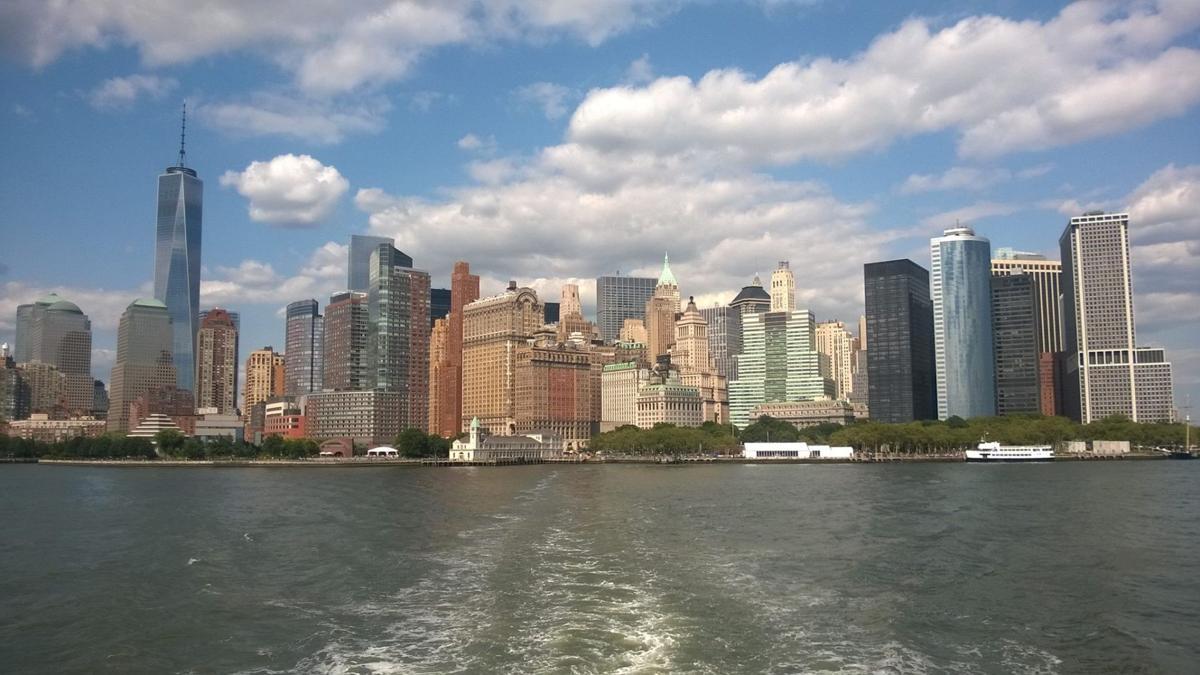 Oh New York, New York