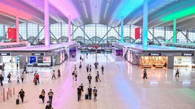 Guangzhou Baiyun International Airport