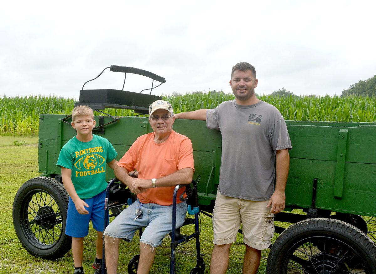 Illinois effingham county teutopolis - State Calls Wernsing Farm Near T Town The Oldest In Effingham County