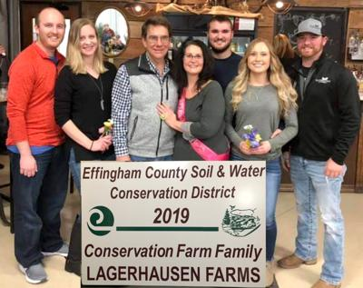 Lagerhausens named Conservation Farm Family of the Year
