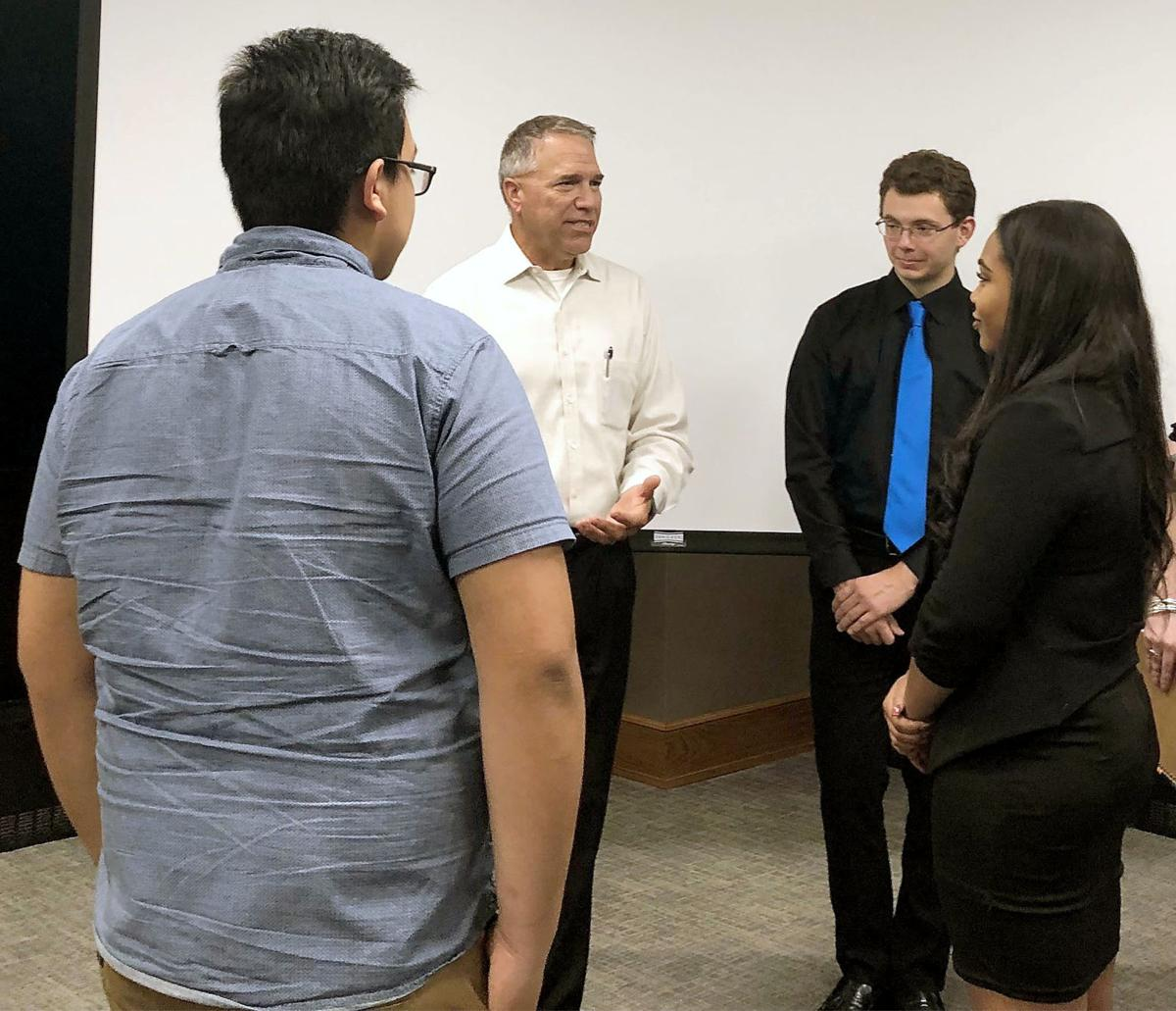 Former CEO student expands program to SIUE