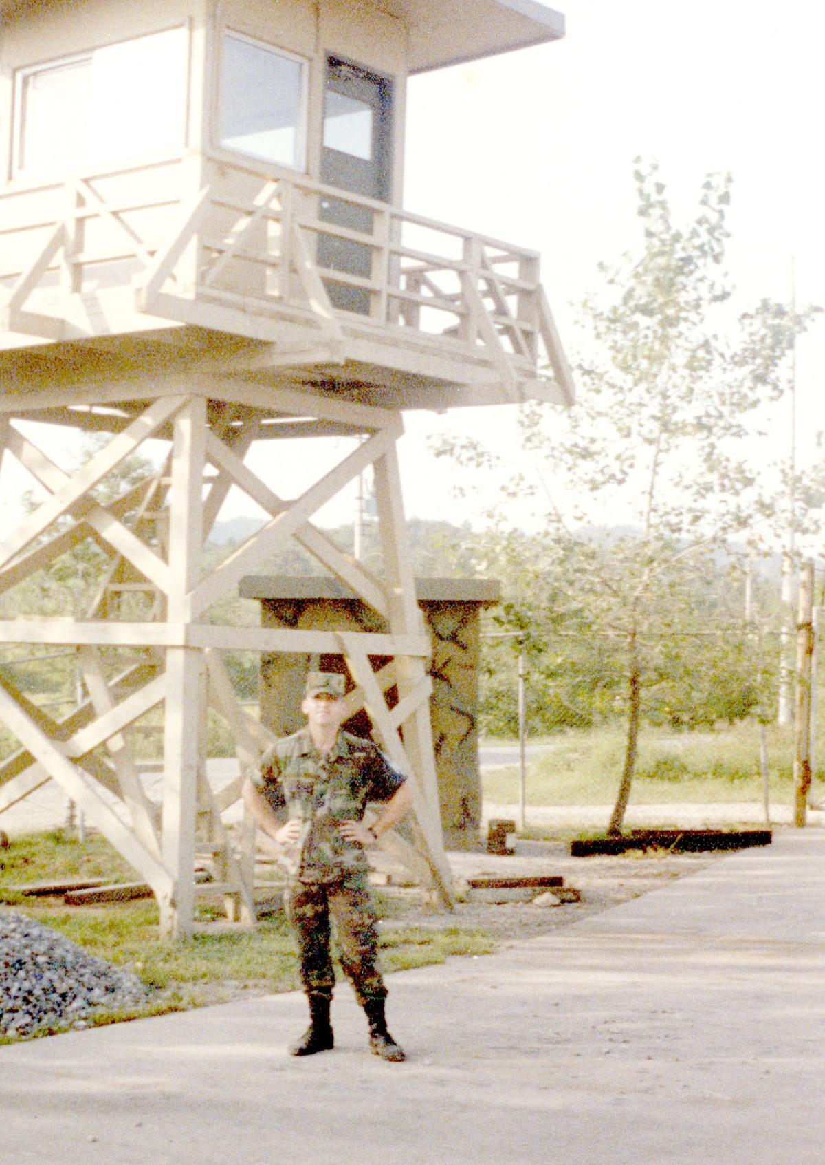 U.S. Army Veteran Joe Vonderheide