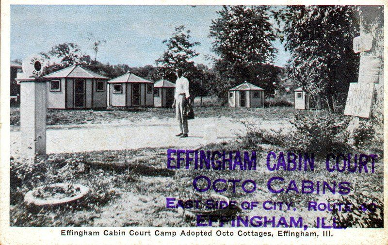 A Survey Of Old Hotels In Effingham County