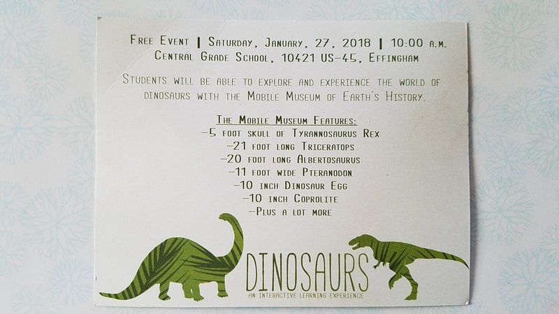 Some parents thought creationist event was sponsored by school