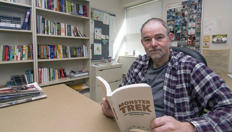 The quest for faith leads journalist on search for bigfoot