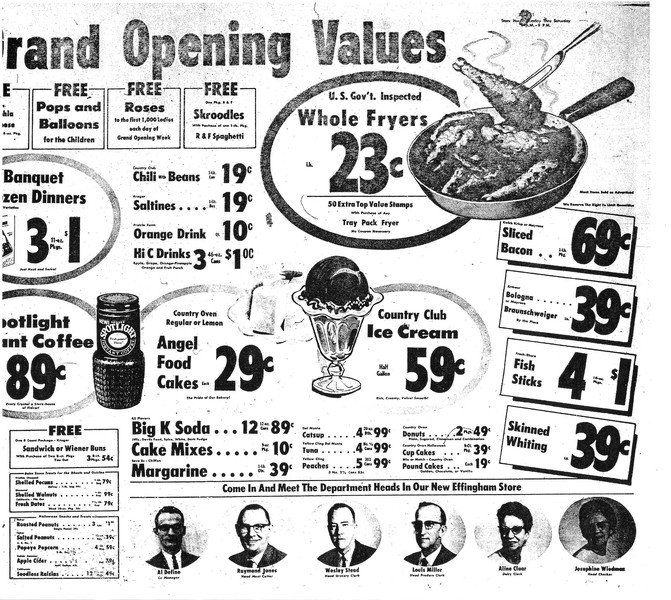 EDN Bicentennial Series: Memories of the local grocery stores