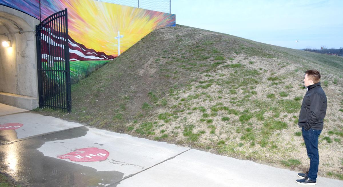 FFRF wants cross removed from mural