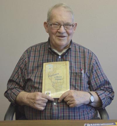 EDN Bicentennial Series: Effingham resident writes bicentennial book