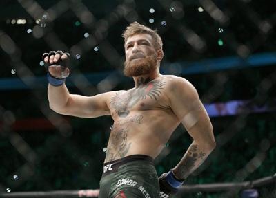 Conor McGregor announces retirement on social media