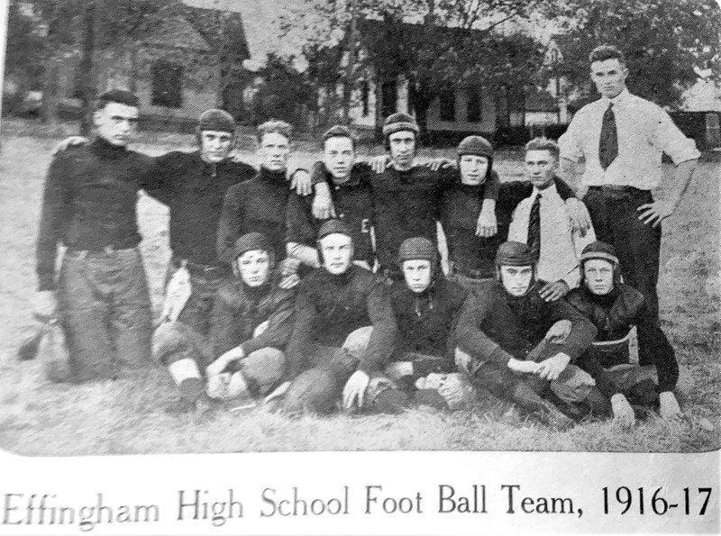 Effingham High School Football: The Early Years