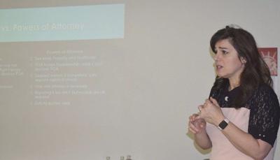 Teaching parents about guardianship of disabled children