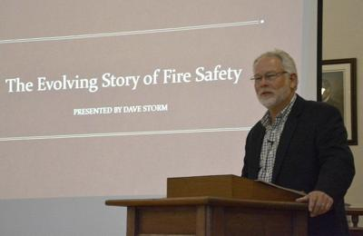 Evolving hospital safety after St. Anthony fire