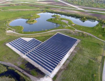 Altamont applies for solar panels
