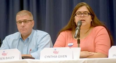 Bailey, Given seek 109th District seat