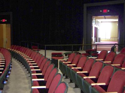 The Rosebud Theatre In Effingham Has Made Several Changes To Its Seating Area Comply With Americans Disabilities Act Standards Including An Extra
