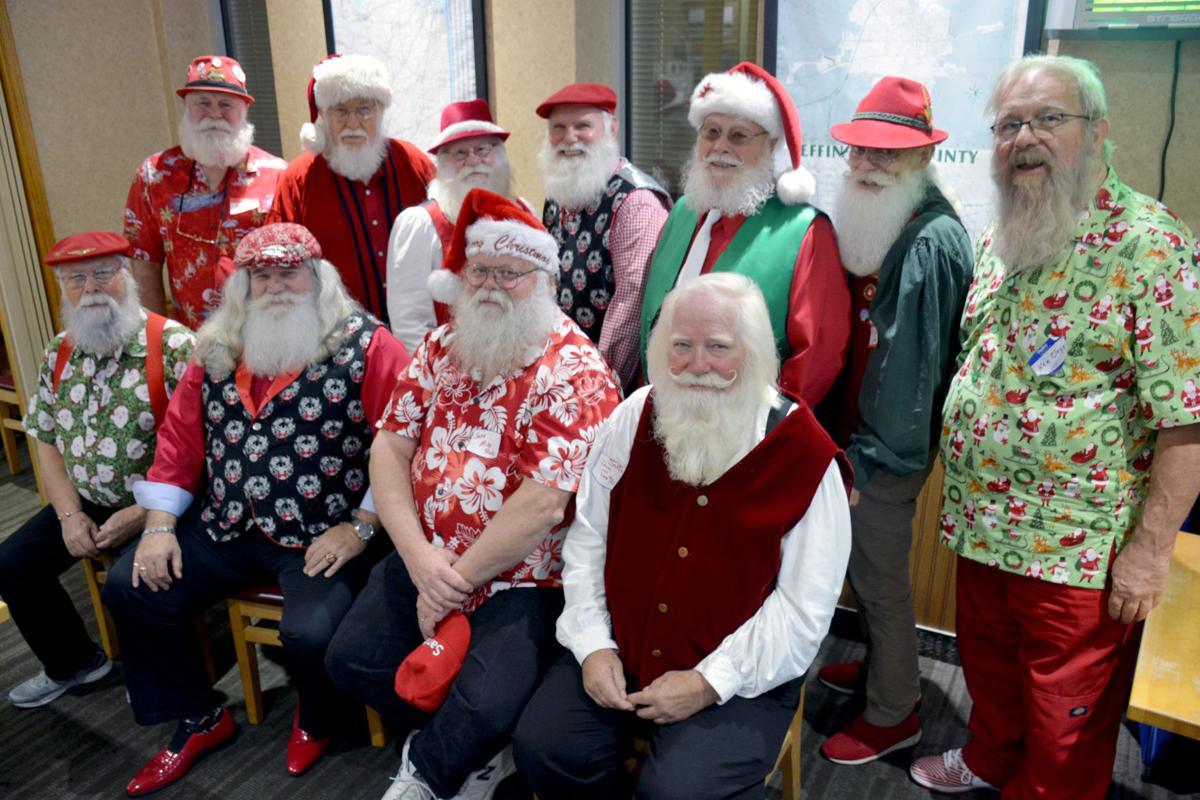 Santa meeting