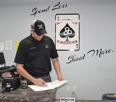 Local gun dealer feels financial impact of licensing law