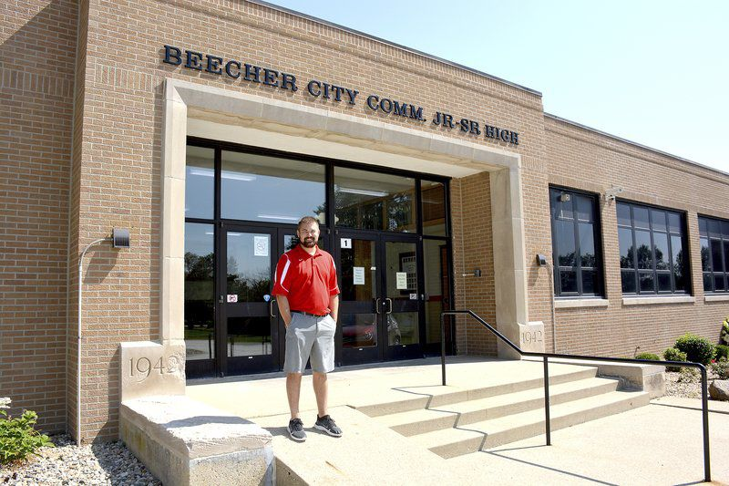 New principal hoping to make an impact