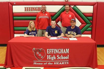 Ballman Signs with Knox College