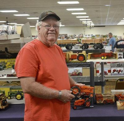 Collectors share lifelong fascination with farm toys