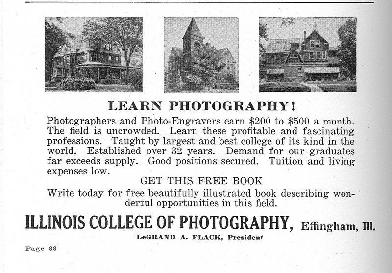 Effingham's Illinois College of Photography