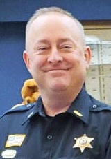 Effingham Police Chief Jason McFarland