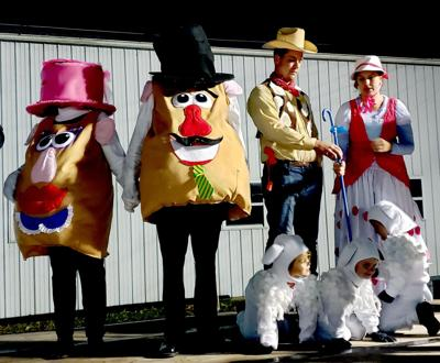Strasburg announces results of annual Halloween celebration