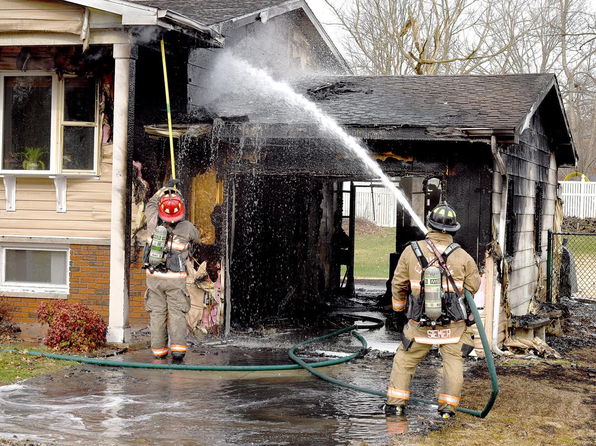 Tuesday morning fire does and estimated $115,000 worth of damage