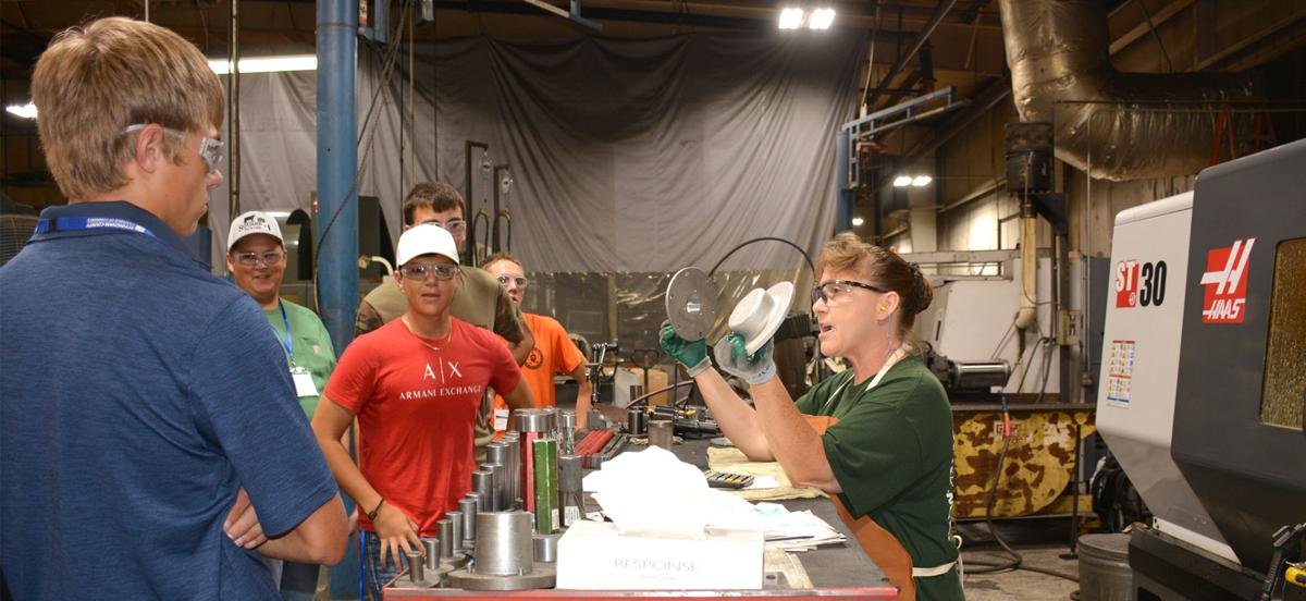 Manufacturing Day brings students and jobs up close