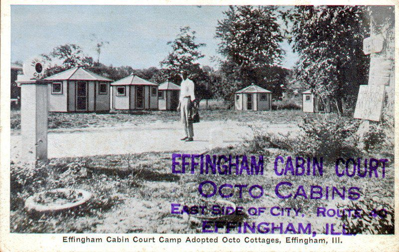 Octo Cabins in St. Elmo, Altamont and Effingham