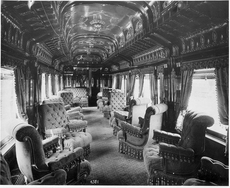 pullman railroad cars robert todd lincoln and effingham county railroads local news. Black Bedroom Furniture Sets. Home Design Ideas