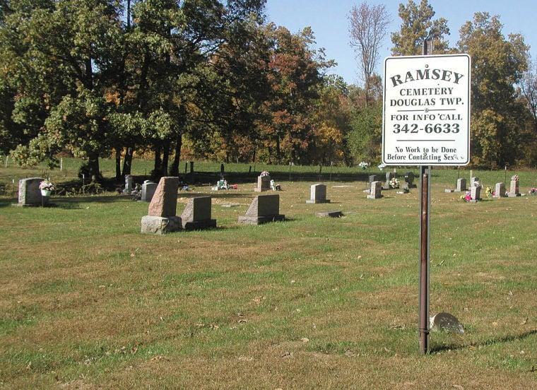 Haunted cemetery?