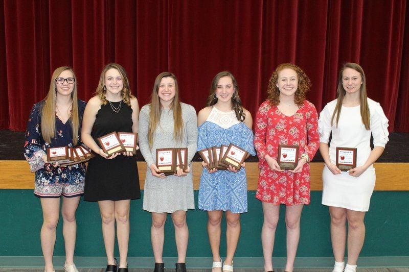 Effingham Athletes honored