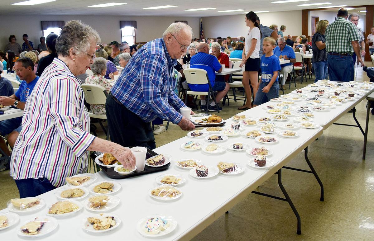 Community supports long lasting church picnic